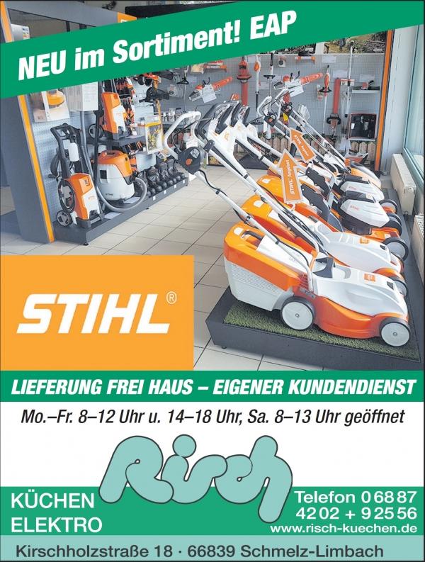 Stihl-Werbung